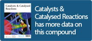 Catalysts and Catalysed Reactions