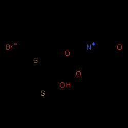 ChemSpider 2D Image | Tiotropium bromide | C19H22BrNO4S2
