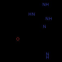 ChemSpider 2D Image | Tegaserod | C16H23N5O
