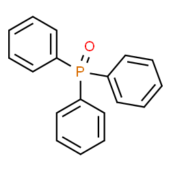 ChemSpider 2D Image | Triphenylphosphine oxide | C18H15OP