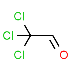 ChemSpider 2D Image | Chloral | C2HCl3O
