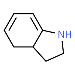 ChemSpider 2D Image | Tetrahydroindole | C8H11N
