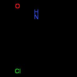 ChemSpider 2D Image | 5-Chloro-N-phenylpentanamide | C11H14ClNO