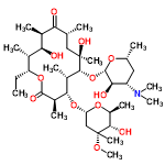 ChemSpider 2D Image | berythromycin | C37H67NO12