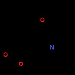 ChemSpider 2D Image | Methylenedioxypyrovalerone | C16H21NO3
