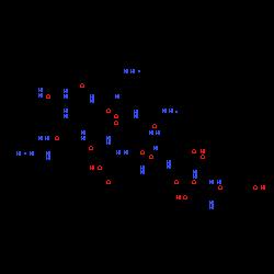 ChemSpider 2D Image | Afamelanotide | C78H111N21O19