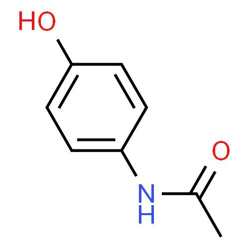 paracetamol sds