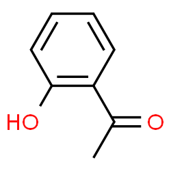ChemSpider 2D Image | 2-Acetylphenol | C8H8O2