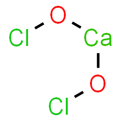 ChemSpider 2D Image | Calcium dihypochlorite | CaCl2O2