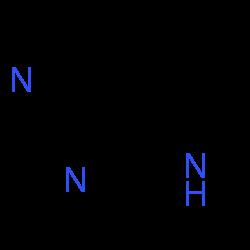 pyrrolo 2 3 d pyrimidine c6h5n3 chemspider