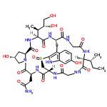 α-Amanitin | C39H54N10O14S | C...