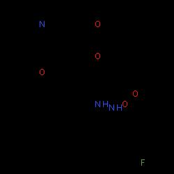 ChemSpider 2D Image | Cabozantinib | C28H24FN3O5