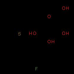 ChemSpider 2D Image | Canagliflozin | C24H25FO5S
