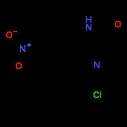 ChemSpider 2D Image | Clonazepam | C15H10ClN3O3