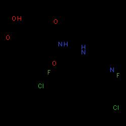 ChemSpider 2D Image | idasanutlin | C31H29Cl2F2N3O4