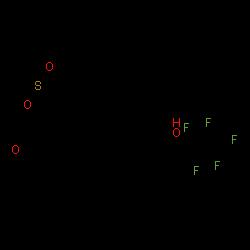 ChemSpider 2D Image | Vilaprisan | C27H29F5O4S