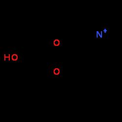 ChemSpider 2D Image | Glycopyrrolate | C19H28NO3