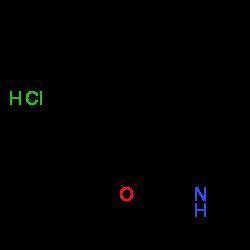 ChemSpider 2D Image   4-Methylpentedrone hydrochloride   C13H20ClNO