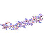 ChemSpider 2D Image | eteplirsen | C364H569N177O122P30