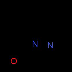 ChemSpider 2D Image | Edaravone | C10H10N2O