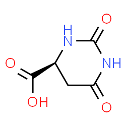 ChemSpider 2D Image | dihydroorotate | C5H6N2O4