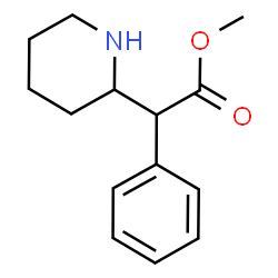 ChemSpider 2D Image | Methylphenidate | C14H19NO2