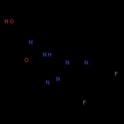 ChemSpider 2D Image | Larotrectinib | C21H22F2N6O2