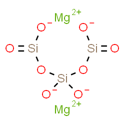 ChemSpider 2D Image | Magnesium trisilicate anhydrous | Mg2O8Si3