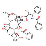 Taxol Structure