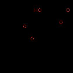 ChemSpider 2D Image | (+)-Simvastatin | C25H38O5