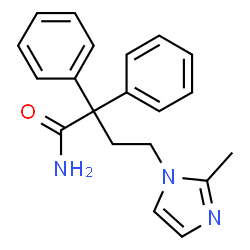 ChemSpider 2D Image | Imidafenacin | C20H21N3O