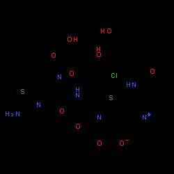 ChemSpider 2D Image | cefiderocol | C30H34ClN7O10S2
