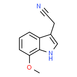 3 Indoleacetonitrile 7 Methoxy
