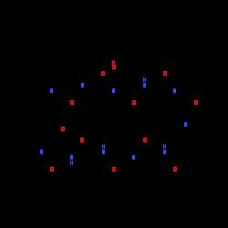 ChemSpider 2D Image | Voclosporin | C63H111N11O12