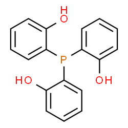 ChemSpider 2D Image | Tris(2-hydroxyphenyl)phosphine | C18H15O3P