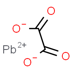 ChemSpider 2D Image | lead oxalate | C2O4Pb