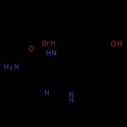 ChemSpider 2D Image | PEFICITINIB HYDROBROMIDE | C18H23BrN4O2