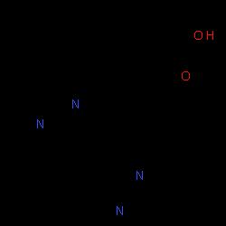 ChemSpider 2D Image | Telmisartan | C33H30N4O2