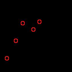 ChemSpider 2D Image | Artemisinin | C15H22O5