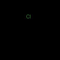 ChemSpider 2D Image | Triphenylchloromethane | C19H15Cl