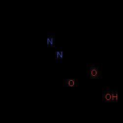 ChemSpider 2D Image | bindarit | C19H20N2O3