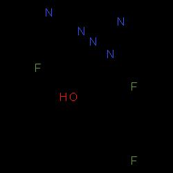 ChemSpider 2D Image | Voriconazole | C16H14F3N5O