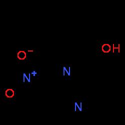ChemSpider 2D Image | Secnidazole | C7H11N3O3