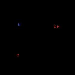 ChemSpider 2D Image | Cymipristone | C34H43NO2