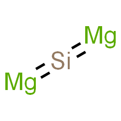 ChemSpider 2D Image | Magnesium silicide | Mg2Si