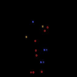 ChemSpider 2D Image | Elobixibat | C36H45N3O7S2