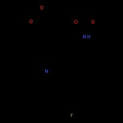ChemSpider 2D Image | Vorapaxar | C29H33FN2O4