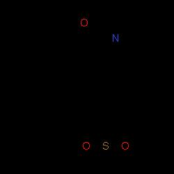 ChemSpider 2D Image | IMRECOXIB | C21H23NO3S