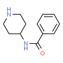 ChemSpider 2D Image | 4-Benzimido piperidine | C12H16N2O