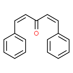 Z,Z)-Dibenzalacetone | C17H14O | ChemSpider